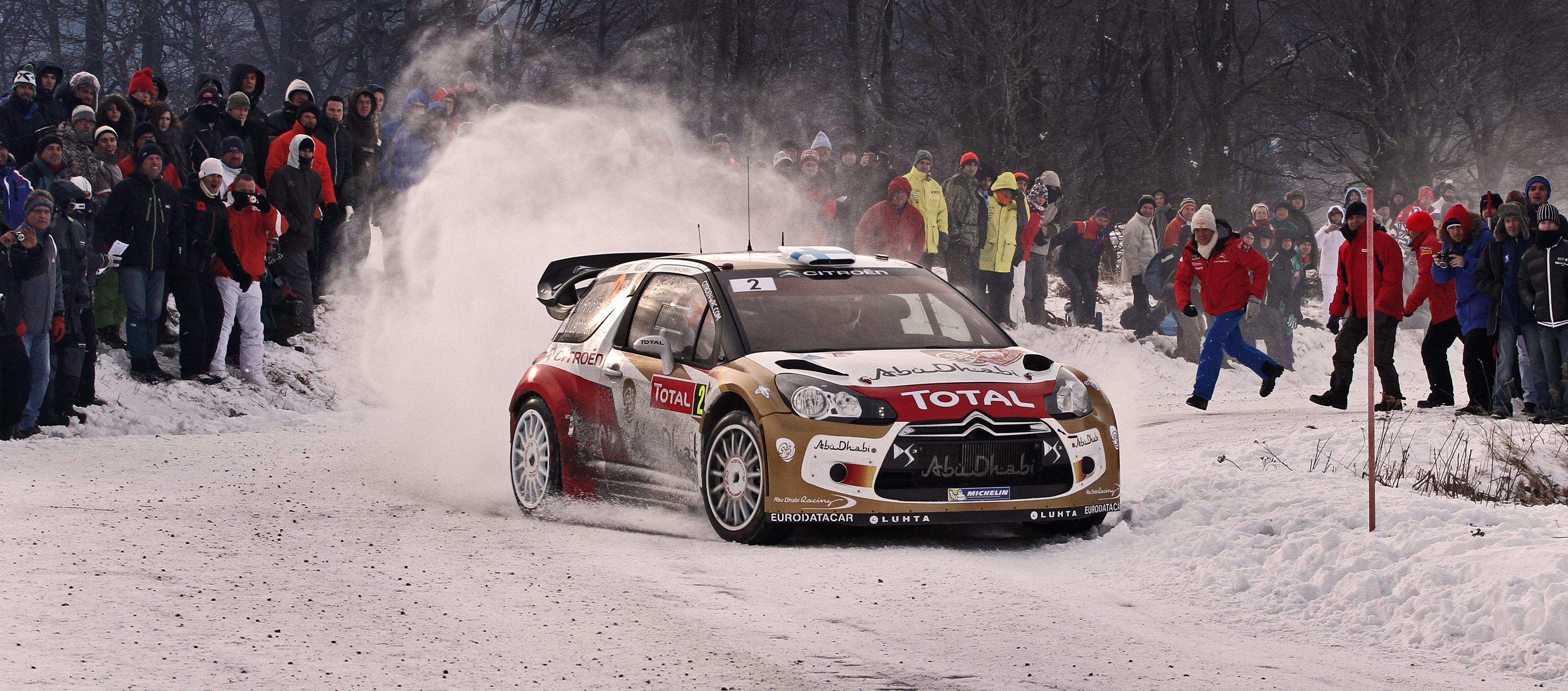 WORLD RALLY CHAMPIONSHIP 2013 – RALLYE MONTE-CARLO