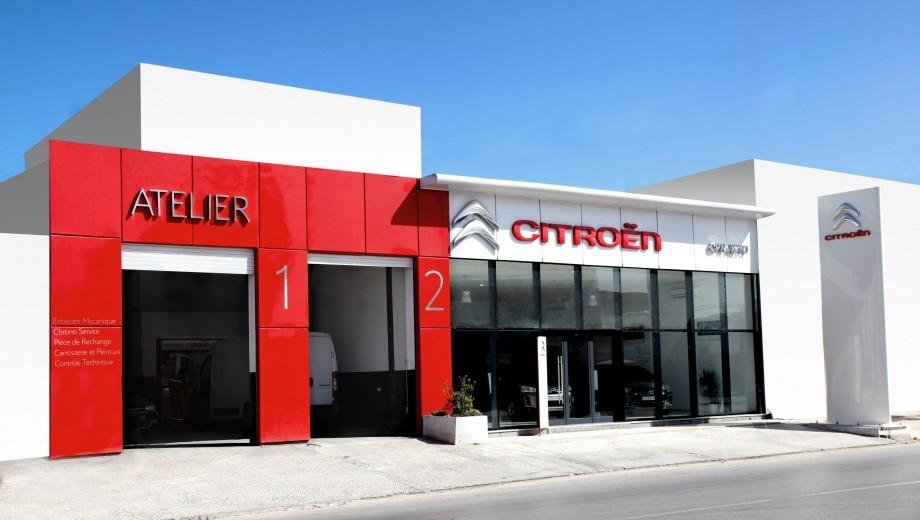 Agence Officielle Citroën Sfax