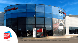 Citroën les BERGES DU LAC