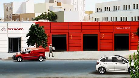 Réparateur Agrée Citroën Sousse