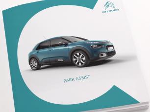 Nouvelle Berline Citroën C4 Cactus