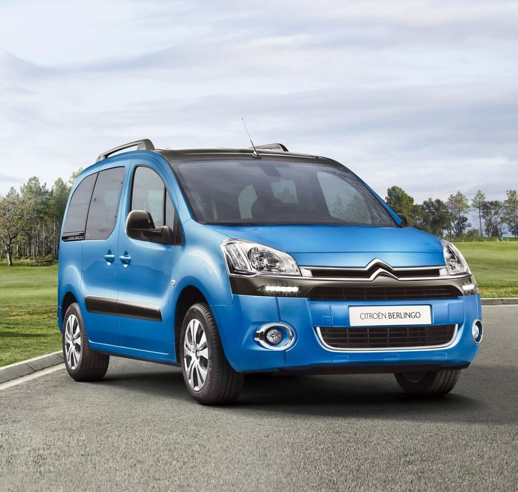 Prix Citroen Berlingo multispace