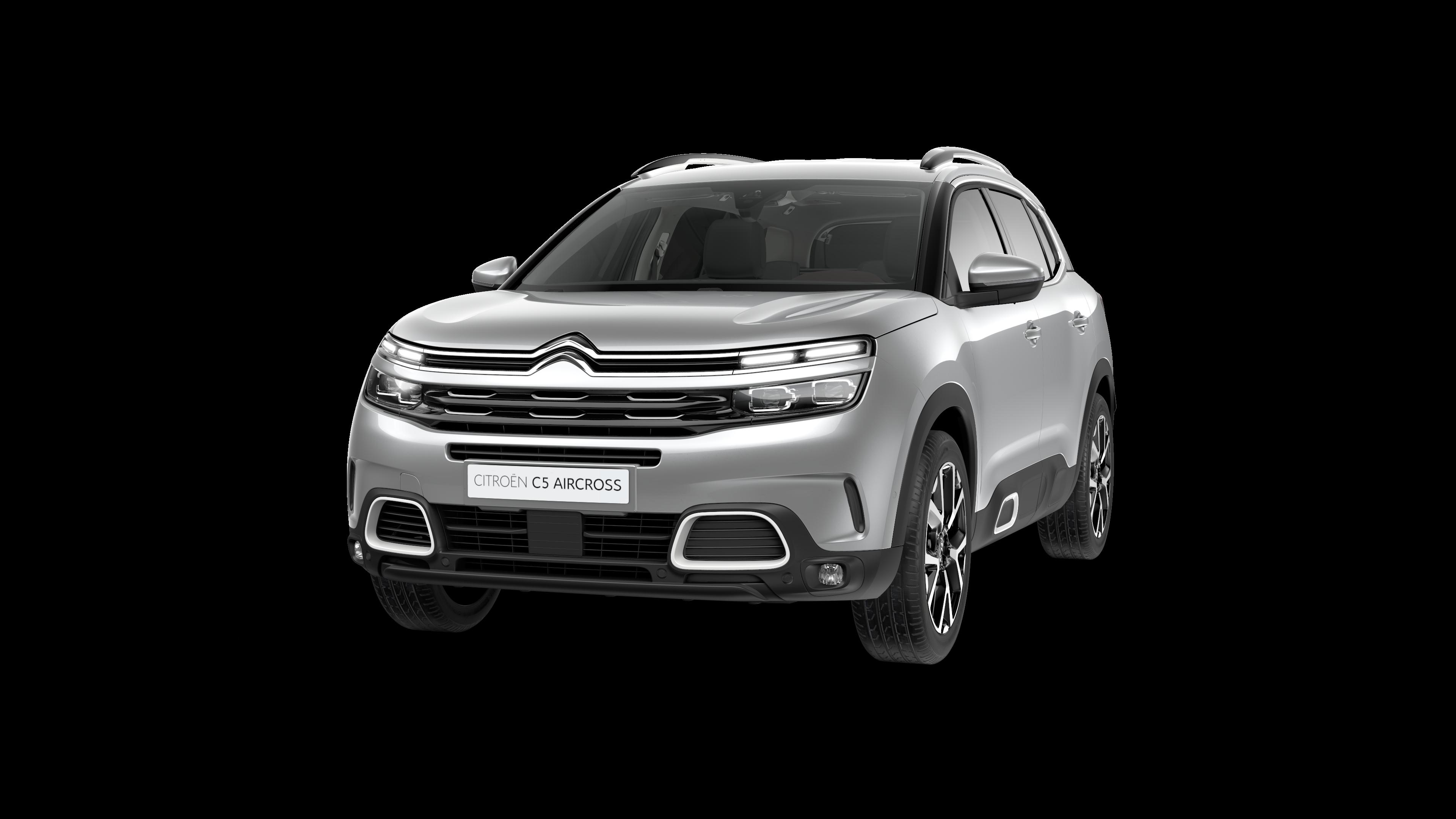 Citroën SUV C5 Aircross en gris acier