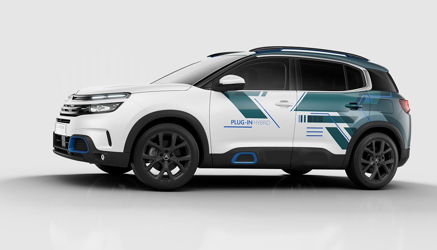 Voiture SUV C5 AirCross
