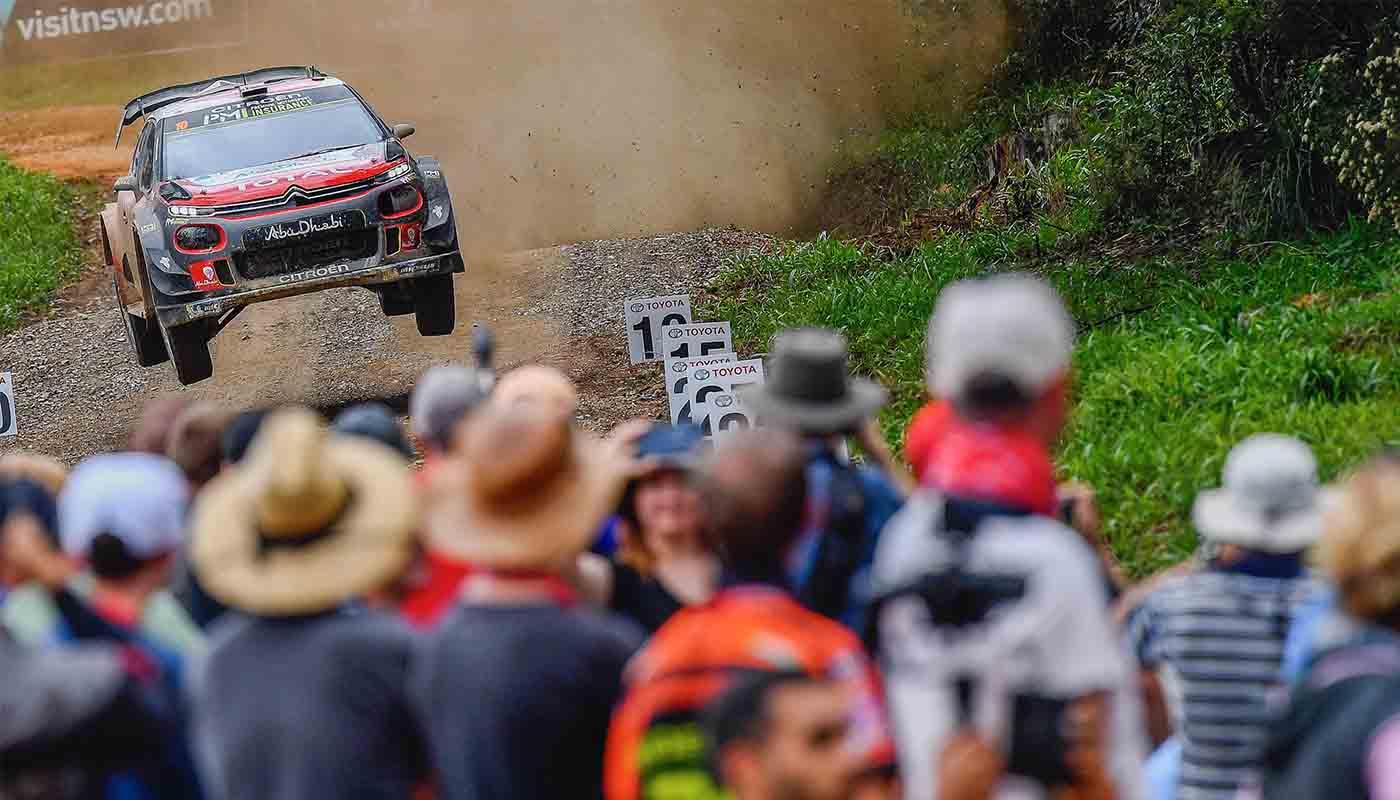 C3 WRC 2018