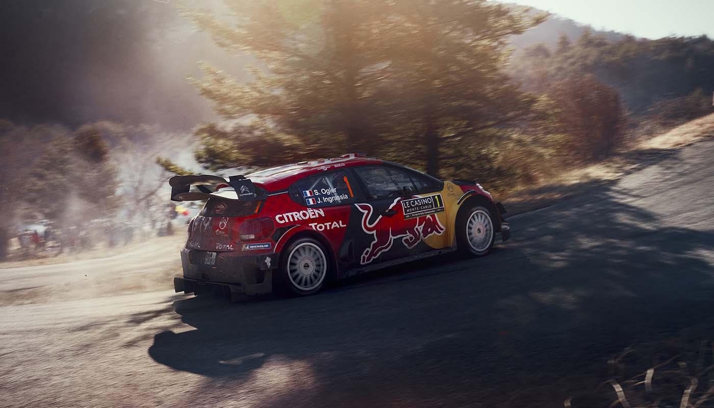 Citroën en WRC