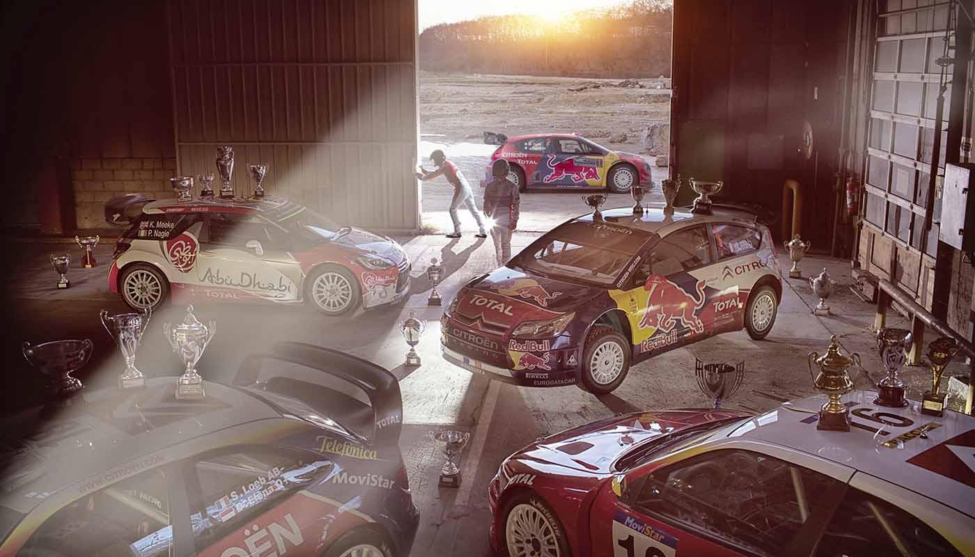 Palmarès de Citroën
