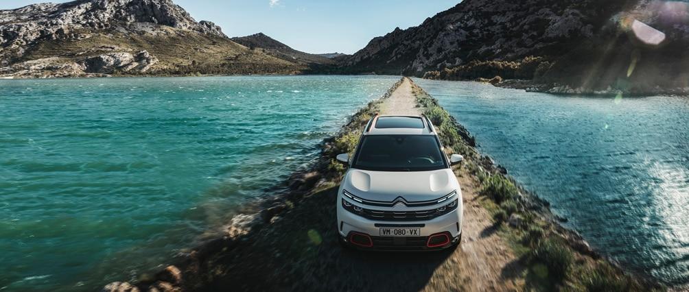 les performances de nouveau Citroën SUV C5 Aircross