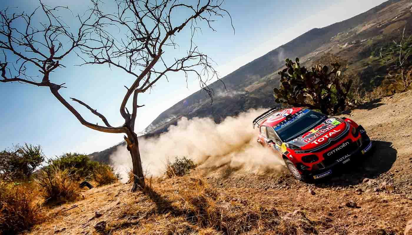 Citroën : le 2ème succès de la saison au Mexique