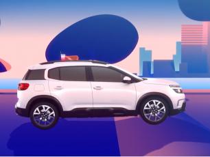 Nouveau SUV C5 Aircross